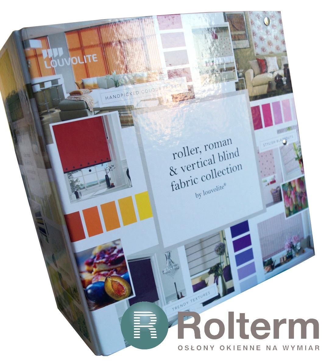 Nowa kolekcja tkanin roletowych louvolite