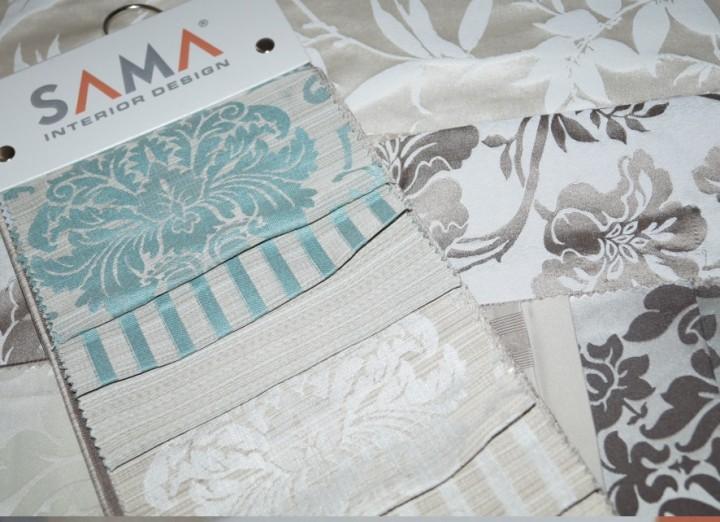 Tkaniny Sama Textil w naszej kolekcji