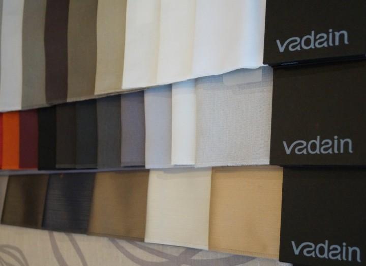 Wprowadzamy do oferty tkaniny firmy Vadain