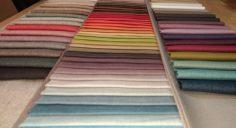 Nowe tkaniny do rolet rzymskich